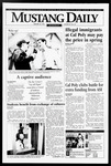 Mustang Daily, January 23, 1995