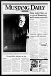 Mustang Daily, January 30, 1995