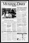 Mustang Daily, January 31, 1995