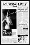 Mustang Daily, February 27, 1995
