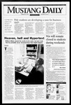Mustang Daily, February 28, 1995