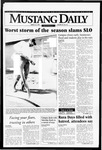 Mustang Daily, March 13, 1995