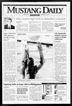 Mustang Daily, April 5, 1995