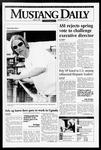 Mustang Daily, April 6, 1995