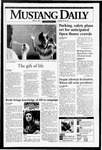 Mustang Daily, April 10, 1995