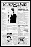 Mustang Daily, April 11, 1995