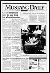 Mustang Daily, April 13, 1995