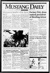 Mustang Daily, April 18, 1995