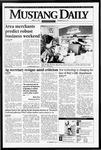 Mustang Daily, April 19, 1995