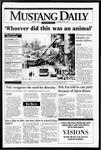 Mustang Daily, April 20, 1995