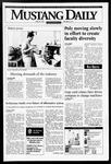 Mustang Daily, April 26, 1995