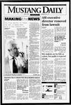Mustang Daily, May 2, 1995