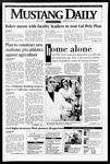 Mustang Daily, May 3, 1995