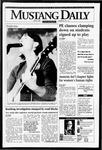 Mustang Daily, May 4, 1995