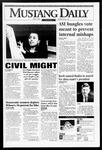 Mustang Daily, May 5, 1995