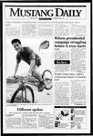 Mustang Daily, May 10, 1995