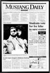 Mustang Daily, May 11, 1995