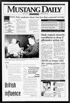 Mustang Daily, May 17, 1995