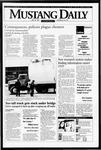 Mustang Daily, May 18, 1995