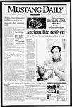 Mustang Daily, May 19, 1995