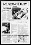 Mustang Daily, May 22, 1995