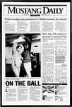 Mustang Daily, May 23, 1995