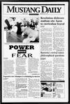 Mustang Daily, May 24, 1995
