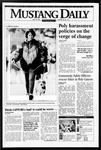 Mustang Daily, May 25, 1995