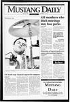 Mustang Daily, May 26, 1995