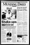 Mustang Daily, June 1, 1995
