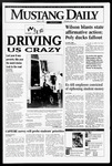 Mustang Daily, June 2, 1995