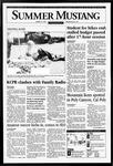 Summer Mustang, August 3, 1995