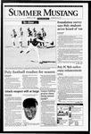 Summer Mustang, August 17, 1995