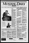 Mustang Daily, September 22, 1995