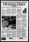 Mustang Daily, September 25, 1995