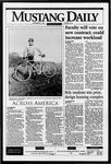 Mustang Daily, September 28, 1995