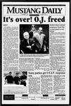 Mustang Daily, October 4, 1995