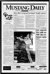 Mustang Daily, October 12, 1995
