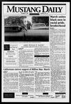 Mustang Daily, October 17, 1995