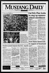 Mustang Daily, October 23, 1995