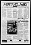 Mustang Daily, October 25, 1995