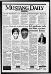 Mustang Daily, October 26, 1995
