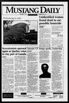 Mustang Daily, October 31, 1995