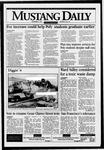 Mustang Daily, November 2, 1995