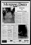 Mustang Daily, November 3, 1995
