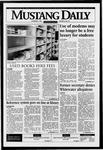 Mustang Daily, November 8, 1995