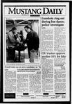 Mustang Daily, November 9, 1995