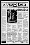 Mustang Daily, November 14, 1995