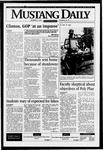 Mustang Daily, November 15, 1995