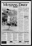 Mustang Daily, November 20, 1995